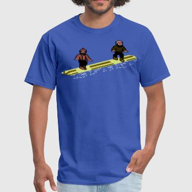 Rolling Log Rolling - Men's T-Shirt