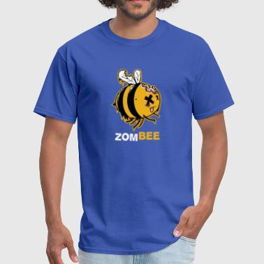 Zombie bee - Men's T-Shirt