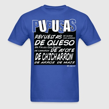 Mens Pupusas Shirt  - Men's T-Shirt