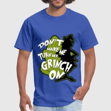 Christmas - Grinch - Men's T-Shirt