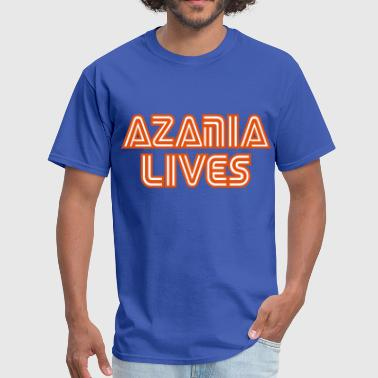 The Struggle Continues Azania Lives - Men's T-Shirt