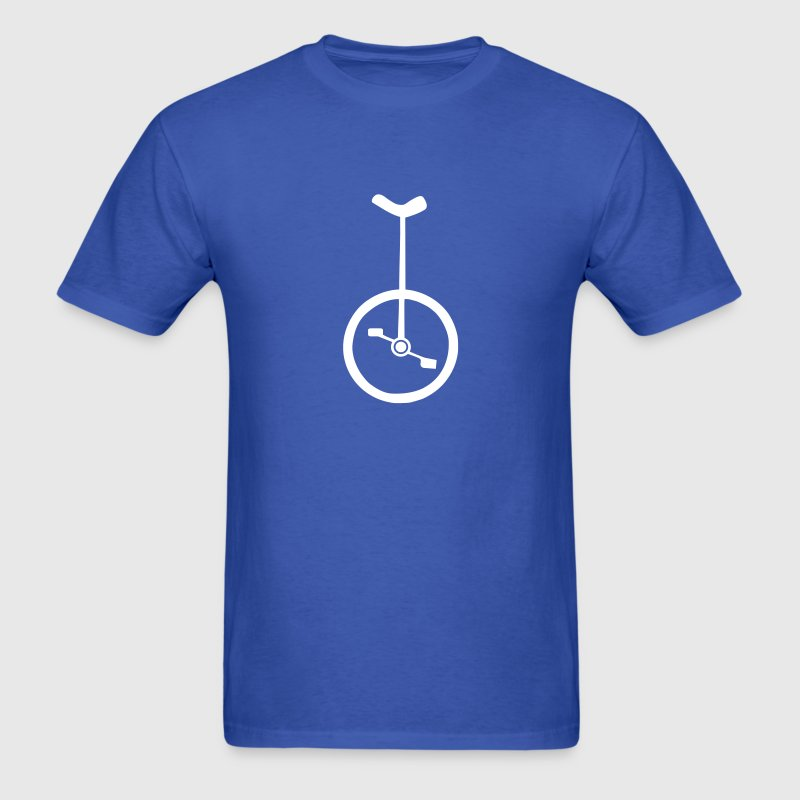 Unicycle - Men's T-Shirt
