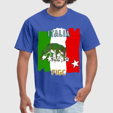 World Cup Italy Soccer (Football) - Men's T-Shirt