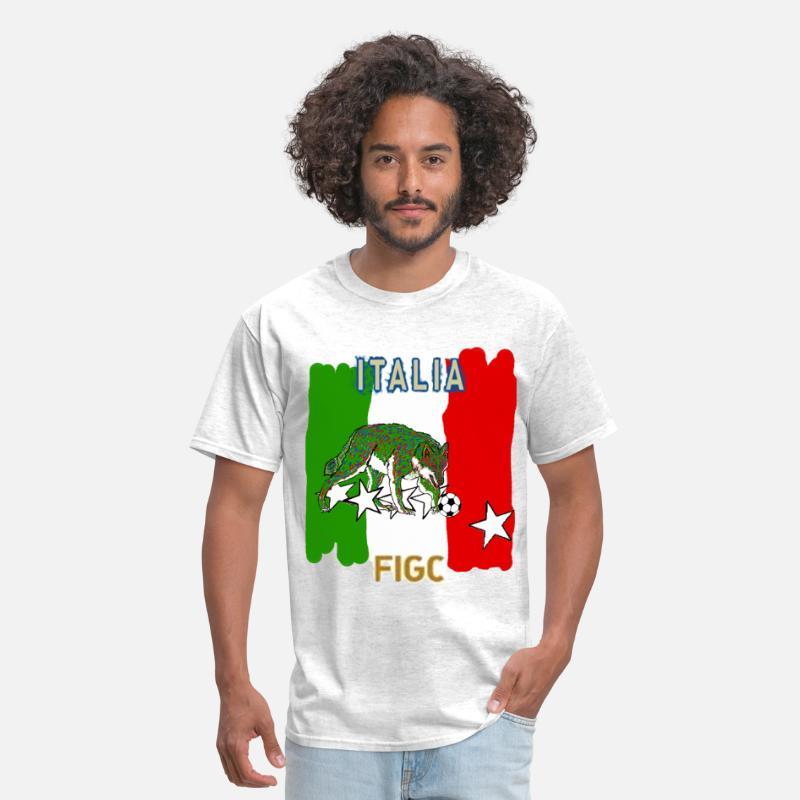 60922beb World Cup Italy Soccer (Football) Men's T-Shirt   Spreadshirt