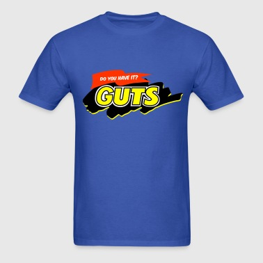 GUTS - Men's T-Shirt