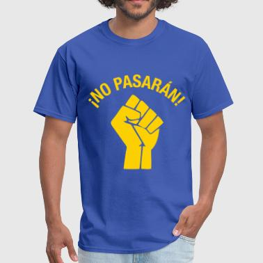 No Pasaran No Pasaran 2012 as worn by Nadezhda Tolokonnikova - Men's T-Shirt