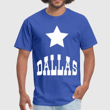 dallas - Men's T-Shirt
