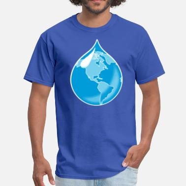 Blue Planet Blue Planet - Men's T-Shirt