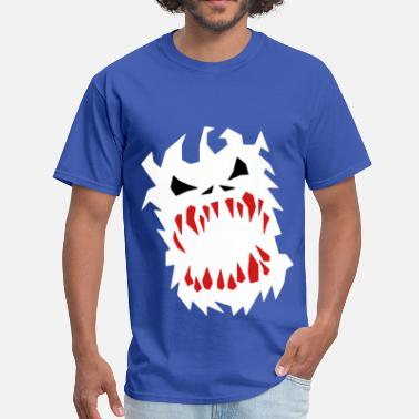 Scary Monster Scary Monster Filled - Men's T-Shirt