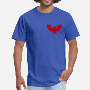 Captain Falcon Blue Captain Falcon Logo Simple - Men's T-Shirt