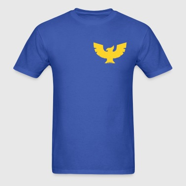 Original Captain Falcon Simple Logo - Men's T-Shirt