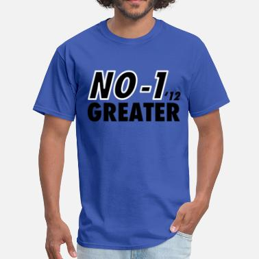2012 Basketball No 1 Greater 2012 Kentucky Basketball - Men's T-Shirt