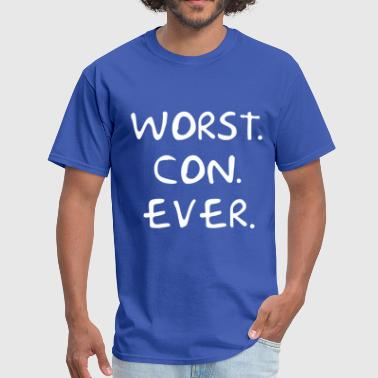 Marge Simpson Worst Con Ever - Men's T-Shirt