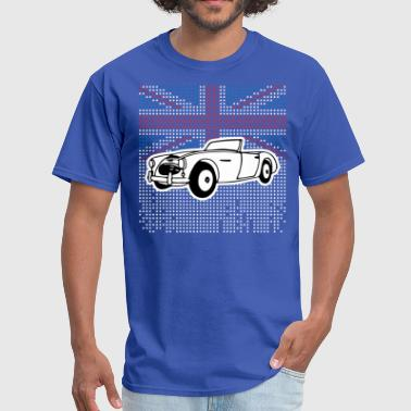 Healey Austin-Healey Union Jack - Men's T-Shirt