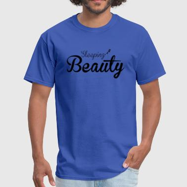 Sleeping beauty - Men's T-Shirt