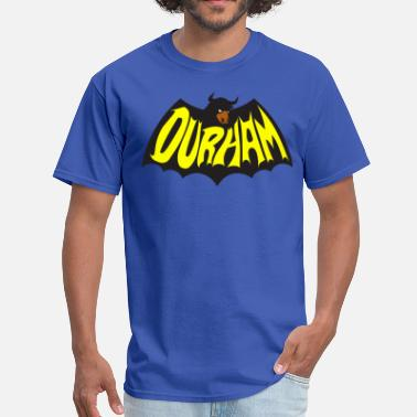 Durham Baby Caped Moosader Contrast Onesy - Men's T-Shirt