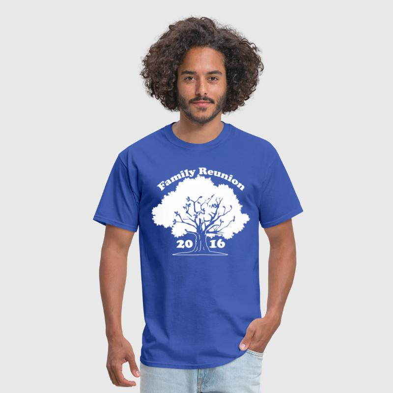 Family Reunion Oak Tree 2016 - Men's T-Shirt
