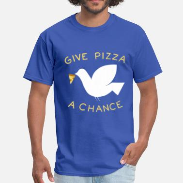 Play For Pizza Pizza play bird - Men's T-Shirt