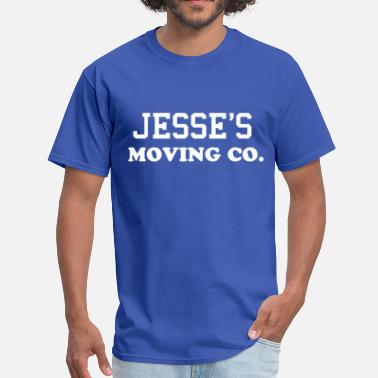 Moving Companies Jesse's Moving Co. - Men's T-Shirt