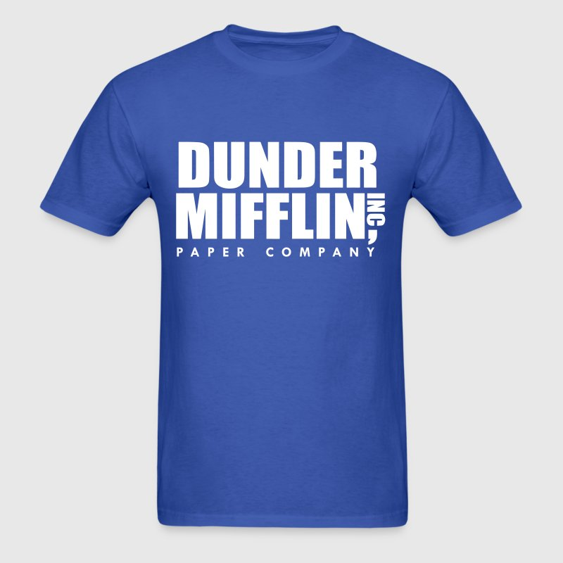 Dunder Mifflin Inc, The Office - Men's T-Shirt