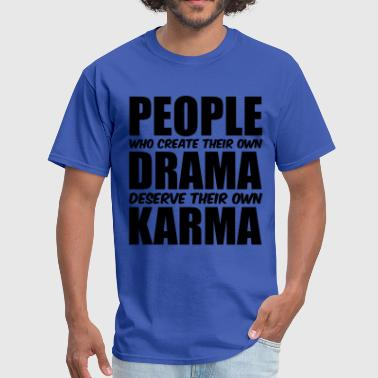 Drama Quotes Drama - Men's T-Shirt