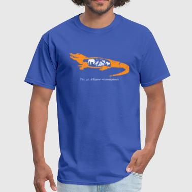 Alligator Anatomy - Men's T-Shirt