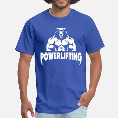 Maximum Powerlifting - Men's T-Shirt