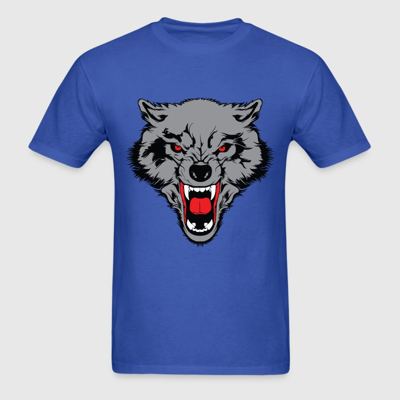 Grey Wolf - Men's T-Shirt
