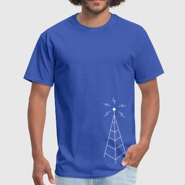 Radio Antenna Antenna - Men's T-Shirt