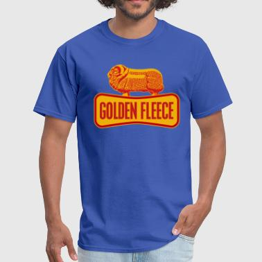 Retro Golden Fleece - Men's T-Shirt