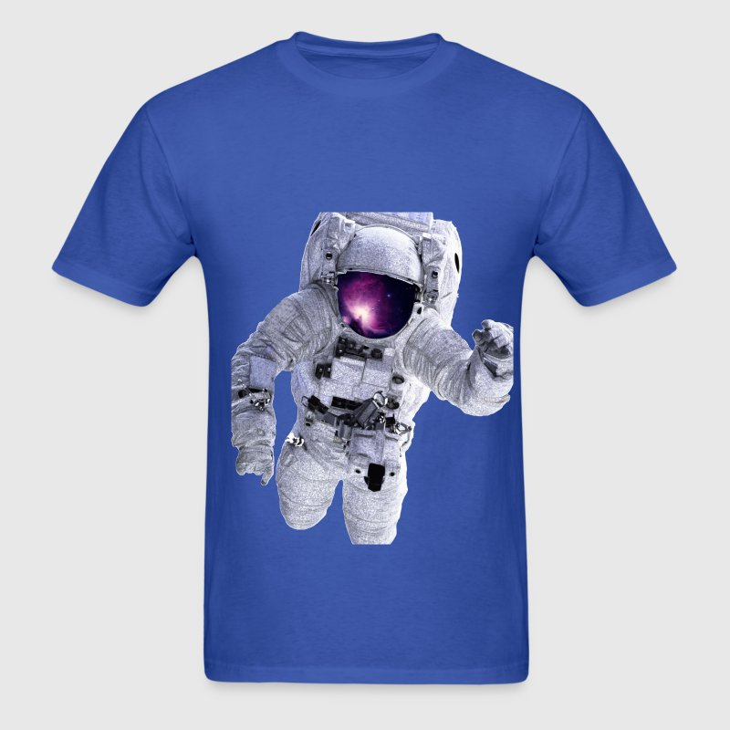 Astronaut Galaxy - Men's T-Shirt