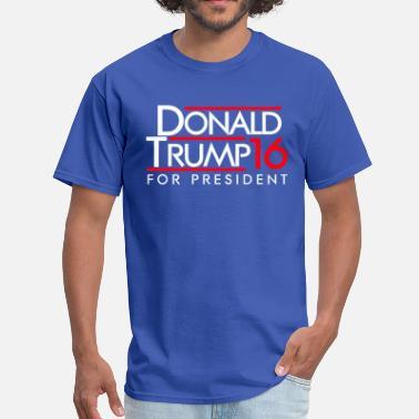 32575e8e Election Campaign Donald Trump for presiden - Men's T-Shirt