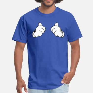 Thumbs Thumbs up! - Men's T-Shirt