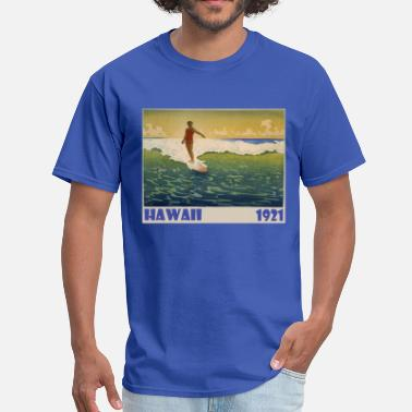 1921 Hawaii 1921 - Men's T-Shirt