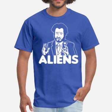Alien Meme Aliens - Men's T-Shirt