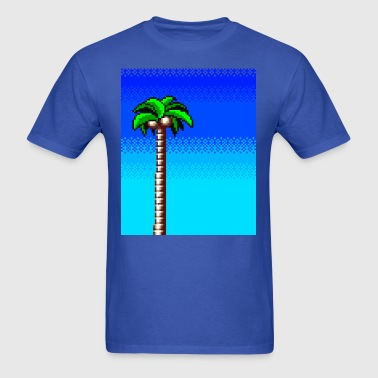 Palmtree - Men's T-Shirt