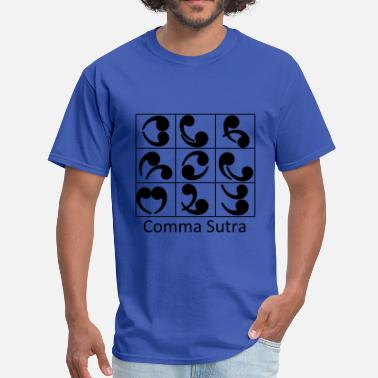 Comma Sutra Comma Sutra - Men's T-Shirt
