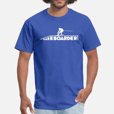 Kiteboard Wakeboarder/Kiteboard - Men's T-Shirt