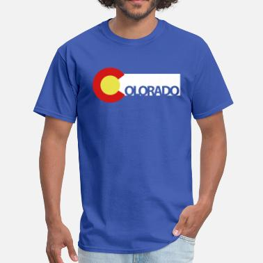 High Colorado Colorado - Men's T-Shirt