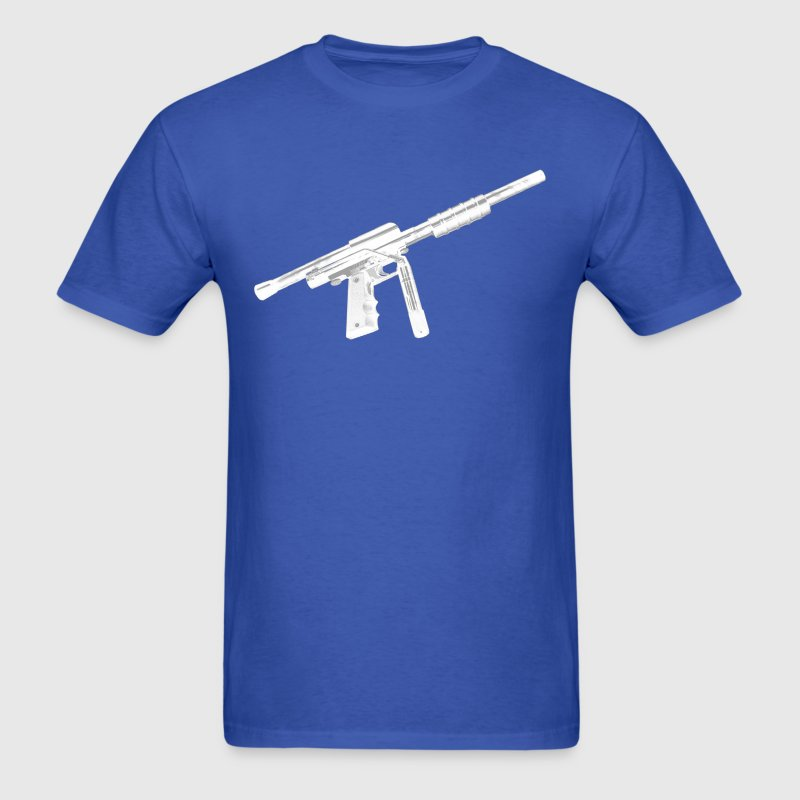 Phantom Pump Paintball - Men's T-Shirt
