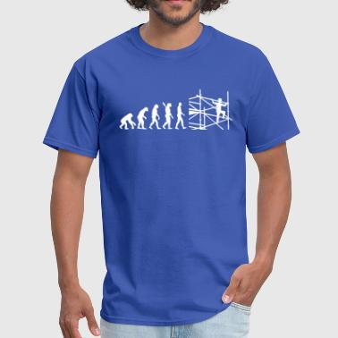 Evolution scaffolder - Men's T-Shirt