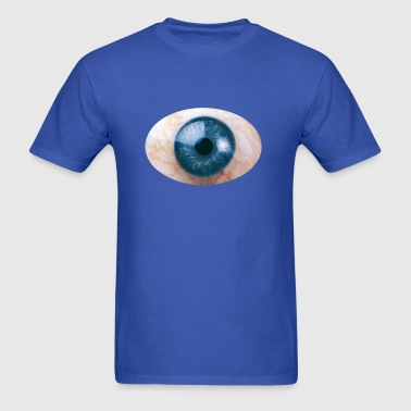 (eyeball) - Men's T-Shirt