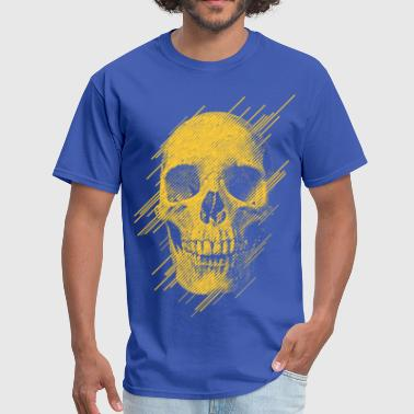 Gold Skull - Men's T-Shirt