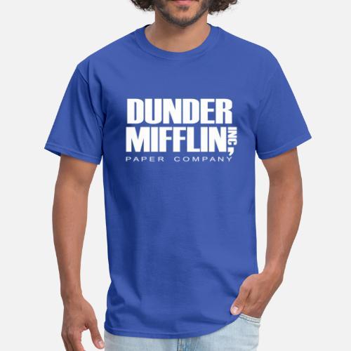 5631081379d0e Inc The Office - Men s T-Shirt. Back. Back. Design. Front