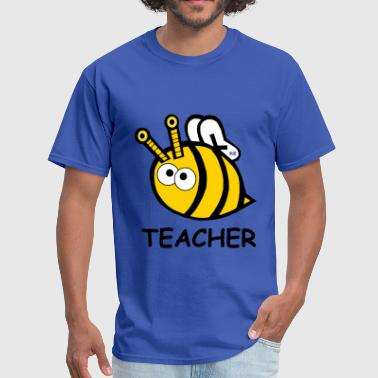 Teacher Statement Shirt - Men's T-Shirt