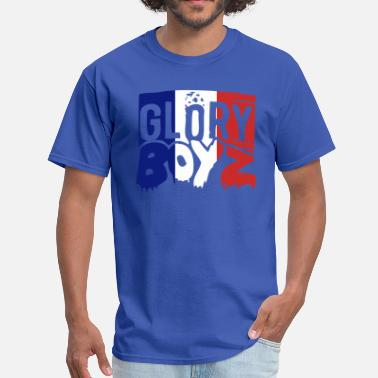 Glory Boyz France - Men's T-Shirt