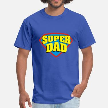 Super Dad SUPER DAD - Men's T-Shirt