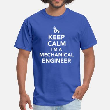 Mechanical Engineering Machine Mechanical engineer - Men's T-Shirt