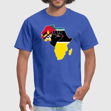 Flag Of Mozambique MOZAMBIQUE FLAG - Men's T-Shirt