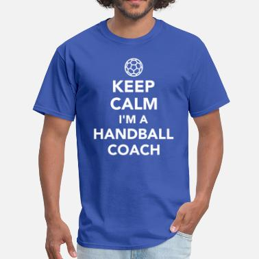 Coaching Handball Players Handball coach - Men's T-Shirt